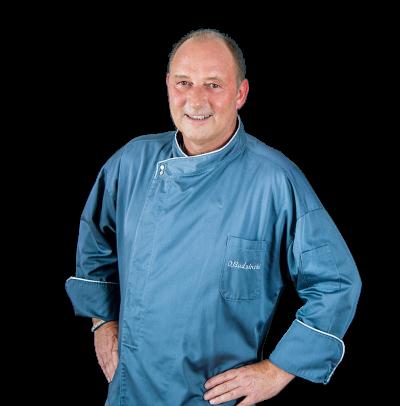 Oliver Budzinski Uuulmer's Betriebsleiter und Koch